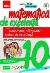 Matematica de excelenta. Clasa a 10-a - Dana Heuberger Nicolae Musuroia title=Matematica de excelenta. Clasa a 10-a - Dana Heuberger Nicolae Musuroia