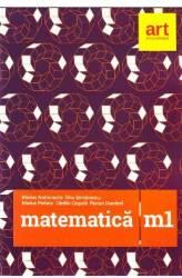 Matematica M1 pentru Bacalaureat 2017 - Marian Andronache Dinu Serbanescu Carti