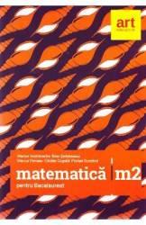 Matematica M2 pentru Bacalaureat 2017 - Maroan Andronache Dinu Serbanescu Carti
