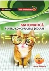 Matematica pentru concursurile scolare clasa 2 - Anina Badescu