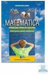 Matematica Problema Familiei Noastre - Cristina Paula Marin