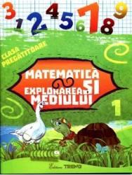Matematica Si Explararea Mediului Clasa Pregatitoare title=Matematica Si Explararea Mediului Clasa Pregatitoare