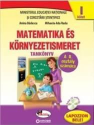 Matematica Si Exploatarea Mediului Cls 2 Lb. Maghiara - Anina Badescu