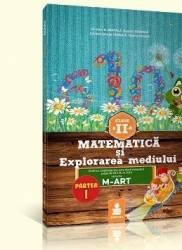 Matematica Si Explorarea Mediului - Cls Ii - Partea I - Ed.2015 Dupa Varianta M-Art - Dumitru D. Par