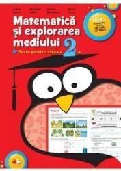 Matematica si explorarea mediului -Teste clasa 2 - Sorina Barbu M. Calin M. Radulescu E.Toma