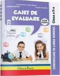 Matematica Si Explorarea Mediului. Clasa A 2-a. Caiet De Evaluare - Vasile Molan