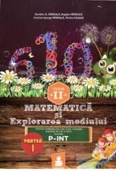 Matematica si explorarea mediului Clasa a II-a - Partea I - P-Int - Dumitru D. Paraiala