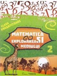 Matematica si explorarea mediului clasa pregatitoare sem.2