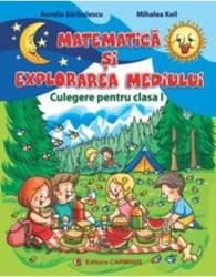 Matematica si explorarea mediului cls 1 culegere - Aurelia Barbulescu Mihaela Keil