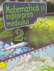 Matematica si explorarea mediului cls 2 caiet - Alexandrina Dumitru