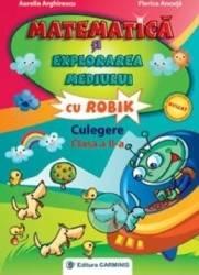 Matematica si explorarea mediului cls 2 culegere cu Robik - Aurelia Arghirescu Florica Ancuta