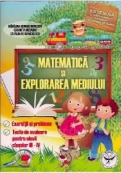 Matematica Si Explorarea Mediului Cls 3 Si 4 - Madalina-Georgia Nicolescu