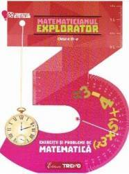Matematicianul explorator cls 3 - Aurelia Barbulescu Carti