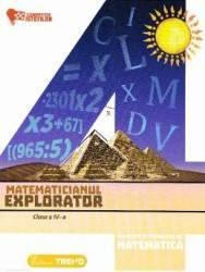 Matematicianul explorator cls 4 - Aurelia Barbulescu