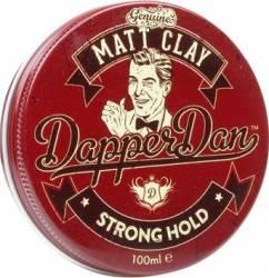 Crema de par Dapper Dan Matt Clay 100ml Crema, ceara, glossuri