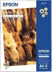 Matte Paper Heavy Weight Epson DIN A4 50 Blatt Hartie