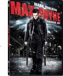 MAX PAYNE DVD 2008