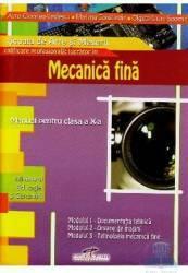 Mecanica Fina Cls 10 - Aurel Ciocirlea-Vasilescu
