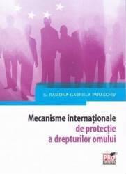 Mecanisme internationale de protectie a drepturilor omului - Ramona-Gabriela Paraschiv