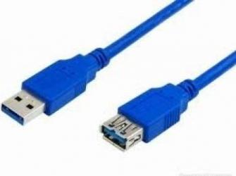 MediaRange USB 3.0 Extension Cable AMAF Blue 3M