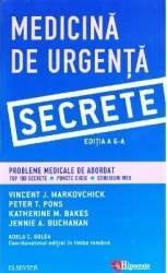 Medicina de Urgenta. Secrete ed.6 - Vincent J. Markovchick