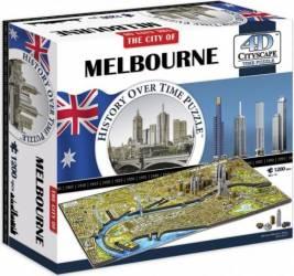 MELBOURNE Puzzle 4D Cityscape Jucarii Interactive