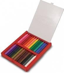 Melissa and Doug - Set 24 creioane colorate triunghiulare Rechizite