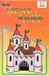 Memo Game - Castele 5-7 ani