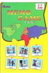 Memo Game - Tari 5-7 ani