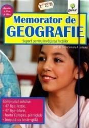 Memorator de geografie clasa 6 si 7 - Elena-Simona Albastroiu