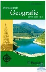 Memorator de geografie clasa a 8-a - Cristina Moldovan