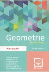 Memorator de geometrie pentru liceu. Ed. 2016 - Adrian Popescu title=Memorator de geometrie pentru liceu. Ed. 2016 - Adrian Popescu