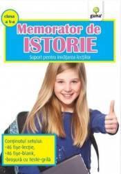 Memorator de istorie cls 5
