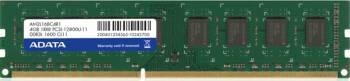 Memorie ADATA Premier Pro 4GB DDR3 1600 MHz CL11 Low Voltage