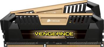 Memorie Corsair Vengeance Pro AmberGold Kit 16GB 2x8GB DDR3 1600 Memorii
