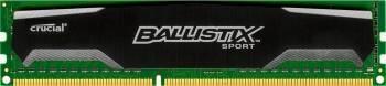 Memorie Crucial Ballistix Sport 4GB DDR3 1600MHz CL9