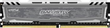 Memorie Crucial Ballistix Sport LT Gray 16GB DDR4 2666MHz CL16 Memorii
