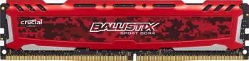 Memorie Crucial Ballistix Sport LT Red 4GB DDR4 2666MHz CL16 Memorii