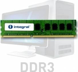 Memorie Integral 4GB DDR3 1333MHz CL9 R2 Memorii Server