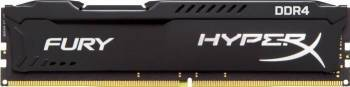 Memorie HyperXFury Black 8GB DDR4 2400MHz CL15 Dual Rank Memorii