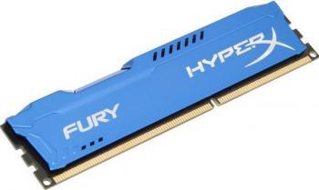 Memorie HyperX Fury Blue 4GB DDR3 1600 MHz CL10