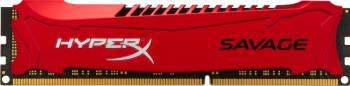 Memorie HyperX Savage 8GB DDR3 2400MHZ CL11 Red Memorii