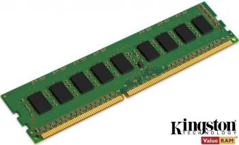Memorie Kingston ValueRAM 2GB DDR3 1333 MHz CL9 SRx16 Bulk