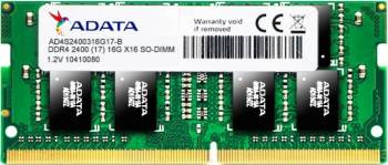 Memorie Laptop ADATA Premier 8GB DDR4 2400MHz CL17 1.2V Memorii Laptop