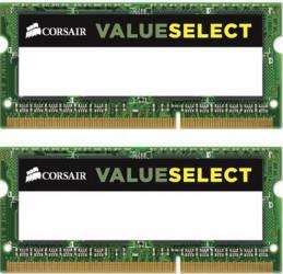 Memorie Laptop Corsair 2x4GB DDR3L ValueSelect 1600MHz Memorii Laptop
