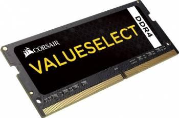Memorie Laptop Corsair Vengeance 8GB DDR4 2133MHz 1x260 SODIMM CL15 Memorii Laptop