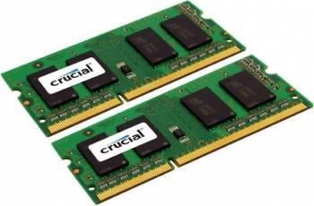 Memorie Laptop Crucial 2X8GB DDR3 1600MHz CL11