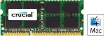 Memorie Laptop Crucial 4GB DDR3 1600MHz CL11 pentru Mac LV Memorii Laptop