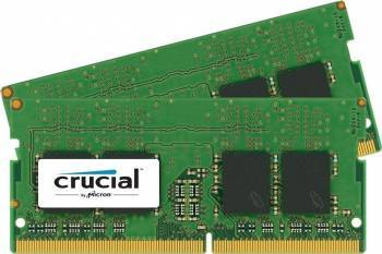 Memorie Laptop Crucial FD8213 16GB 2x8GB DDR4 2133MHz CL15 Memorii Laptop
