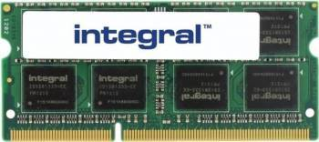 Memorie Laptop Integral 2GB DDR3 1066MHz CL7 1.5V R1 Memorii Laptop